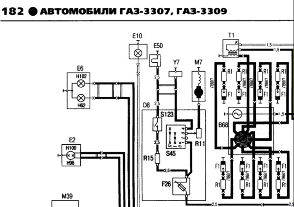 на ГАЗ-33098 - дизельный