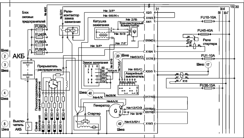Неудачная попытка ремонта стартера — Паз 32053, 4.7 л., 2004 года на DRIVE2