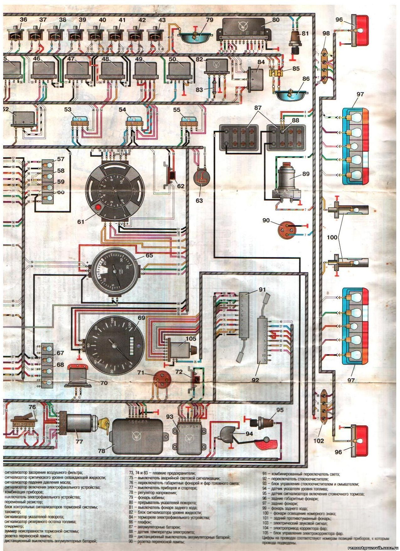 Схема работы поворотников на зил 130 Как перевести йойо в слип