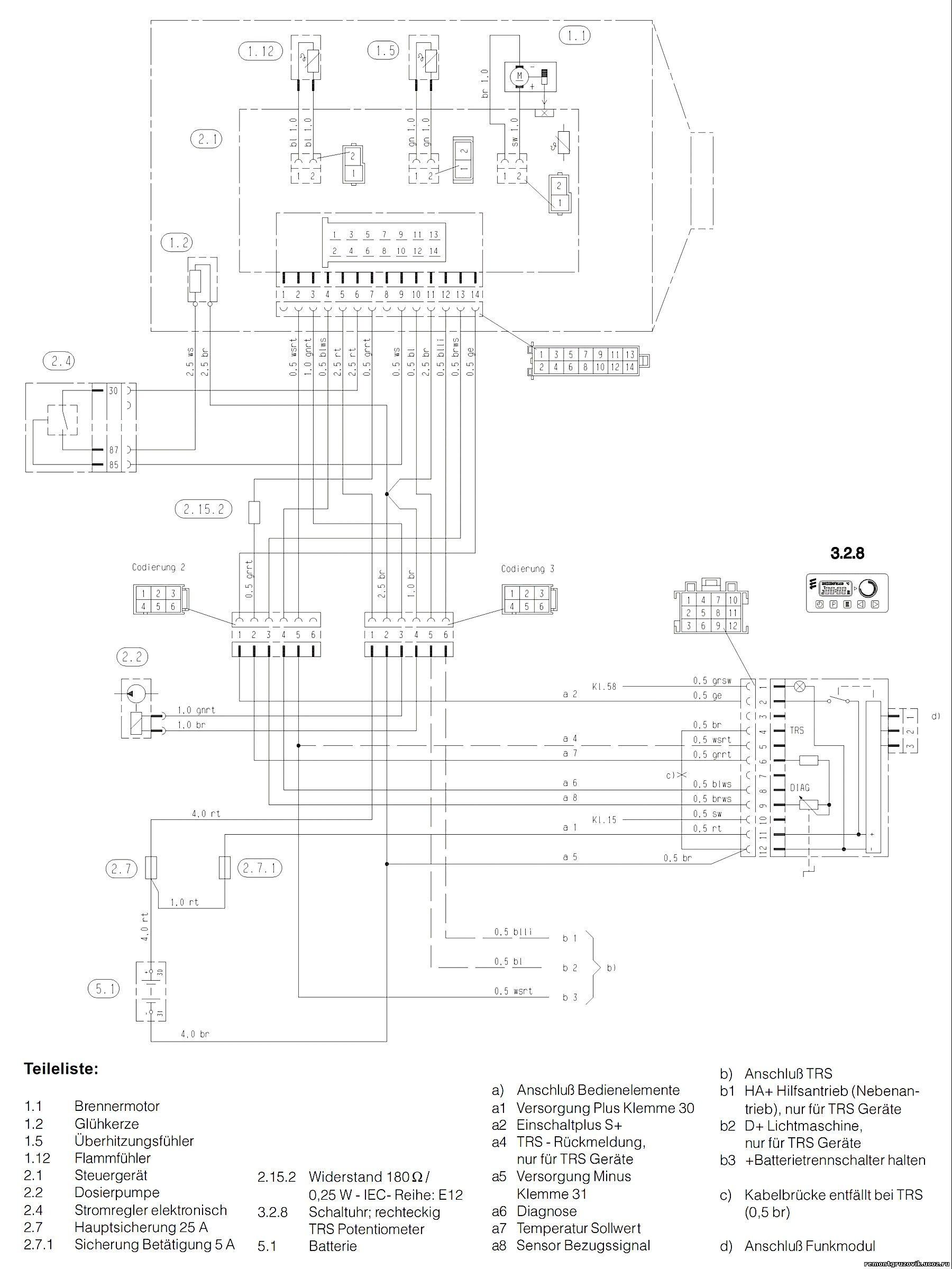электрическая схема збр-70