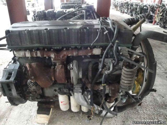 двигатель вольво fh12