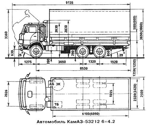 руководство по техническому обслуживанию и ремонту камаз 43114