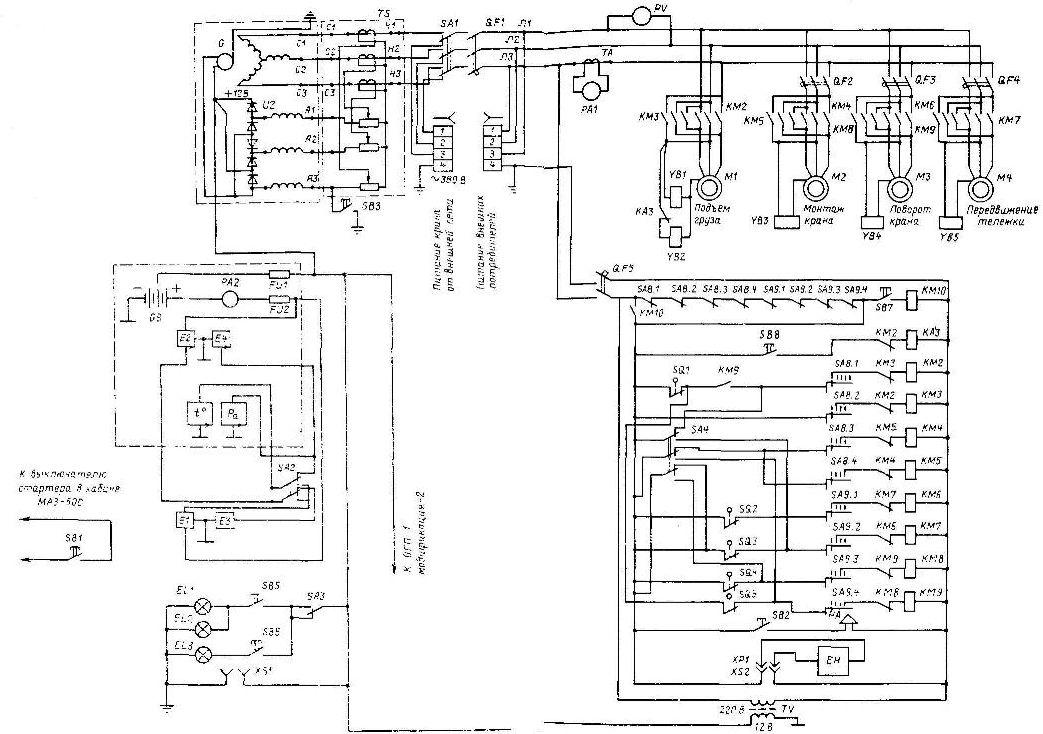 тех, стенд электрических аппаратов а 253 монтажная схема обзор фирм-производителей