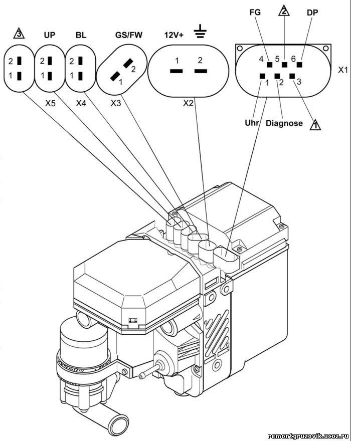 Вебасто thermo top e c p z эРектросхема подкРючения статьи по ПодогреватеРь Вебасто thermo top e c p z