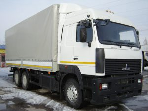 Руководства по эксплуатации автомобилей МАЗ-6312В9