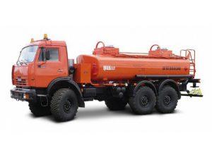 Специальный автомобиль АТЗ-16, на базе КамАЗа 65115