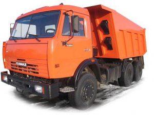 Отечественный самосвал КАМАЗ 65115