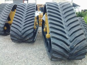 Некоторые факты о резиновых гусеницах для тракторов