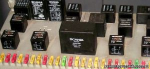 Scania (Скания) 4 серии электрические схемы